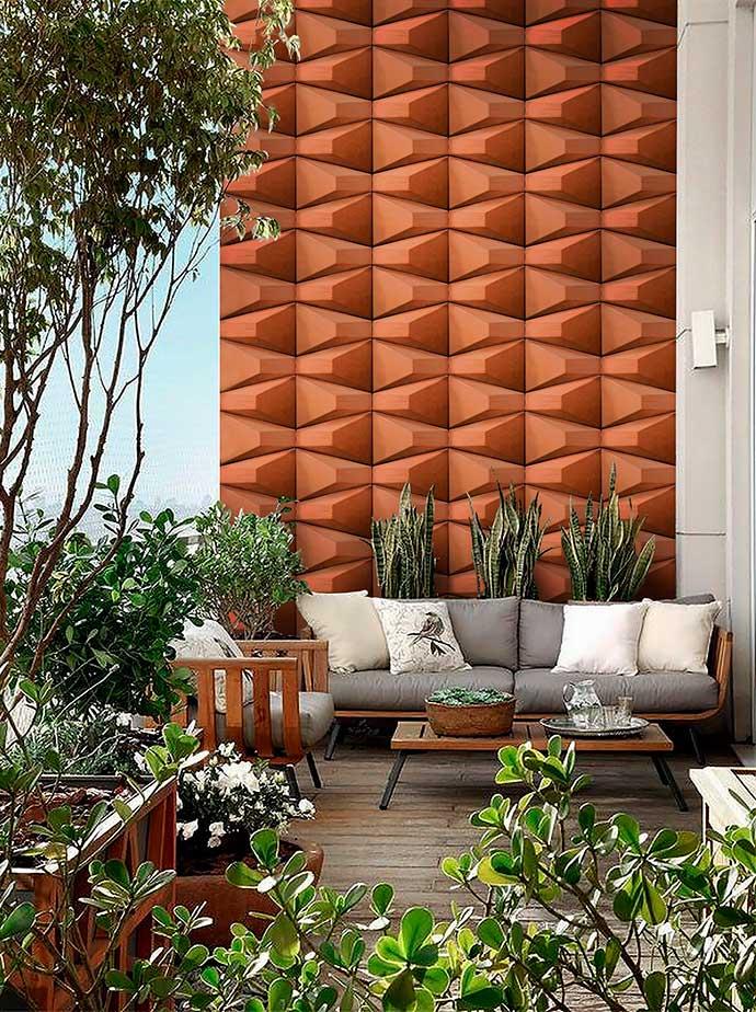 Nina Martinelli apresenta a Coleção Design na cor Terracota