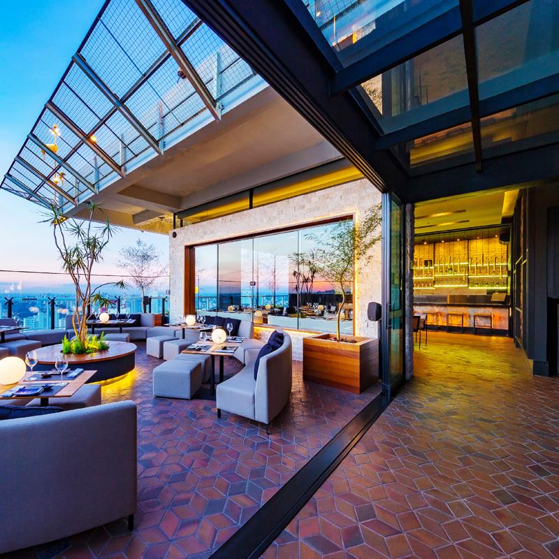 Terrace Lounge Londrina – Simples e Sofisticado