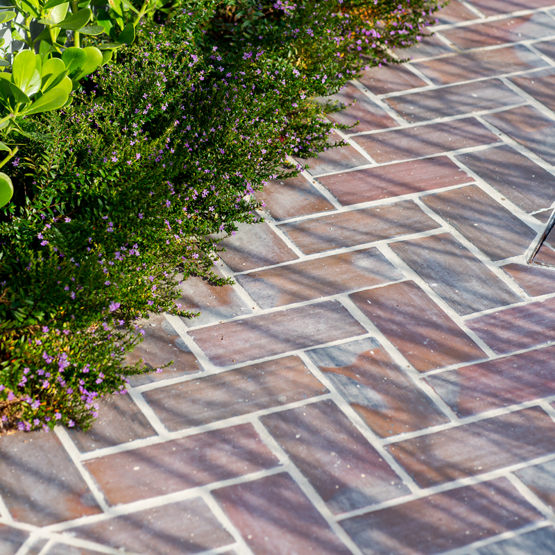 Cotto Vecchio: piso que extrai o máximo das vantagens da cerâmica