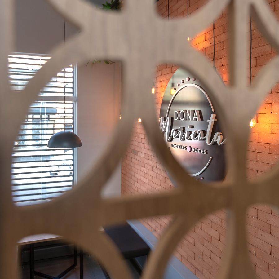Dona Maricota e Brick Terracota: união perfeita no novo point de Piracicaba